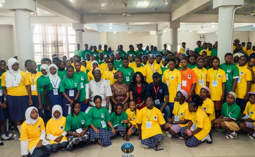 2019 Girls Astronomy Camp Lokoja